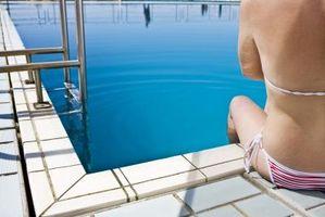Que sont les algues problèmes avec piscines?