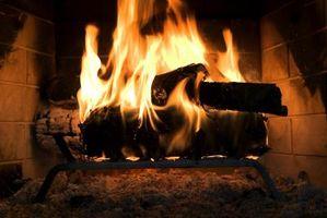 Comment nettoyer une cheminée créosote Off Brique