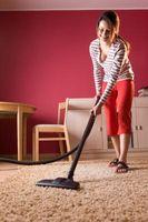 Que va faire mon tapis odeur fraîche à sec?