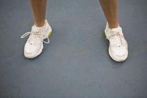 Comment faire pour supprimer les taches d'herbe De Chaussures de tennis