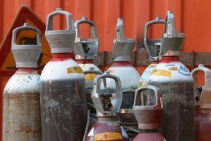 Argon de soudage dangers gaz