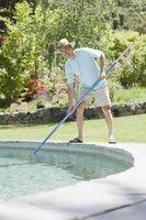 Comment supprimer un anneau de calcium dans une piscine