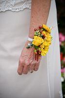 Idées Prom corsage fleur