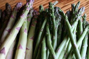 Comment récolter et de magasin asperges semences