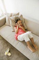 Comment tuer les germes sur un canapé