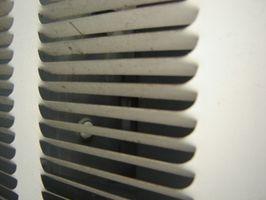 Comment faire pour installer un filtre dans un four à chaleur