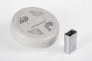 Comment faire pour installer un détecteur de fumée dans la chambre à coucher