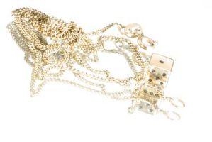 Comment utiliser articles ménagers faire de l'or Jewelry Cleaner