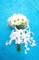 Comment plier un bouquet de fleurs