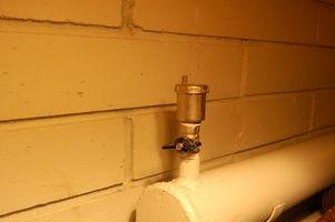 Comment purger l'air partir d'un système de chauffage eau chaude