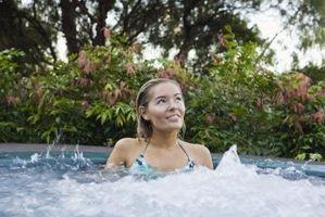 Comment garder un bain à remous Crystal Clear