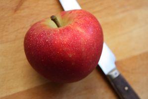 Variétés d'Apple et les numéros de semences