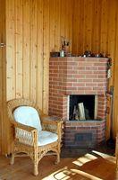 Comment faire pour supprimer la peinture d'une cheminée