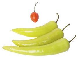 Comment récolter & Store Hot Banana Pepper Seeds
