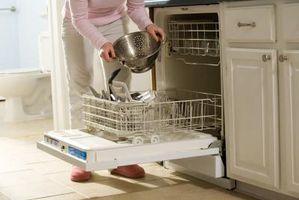 Comment vérifier une fuite sur un Lave-vaisselle