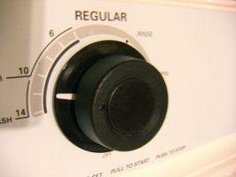 Comment ajouter du liquide à l'amidon cycle de rinçage final dans une machine à laver