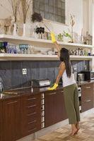 Listes de contrôle pour nettoyage