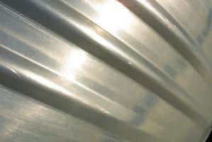 Aluminium clignotant bande Vs.  Aluminium Foil bande