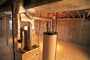 Sous-sol commune Types de drainage