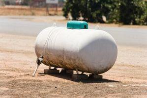 Comment décorer les réservoirs de propane