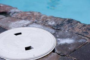 Que font les comprimés ne Skimmer pour votre piscine?