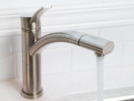 Comment faire pour installer robinet de cuisine Plomberie