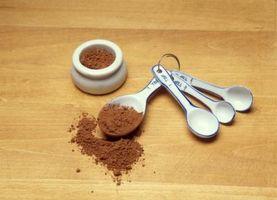 Comment Obtenir poudre de cacao sur tapis