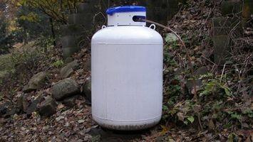 Effets d'une fuite de gaz propane