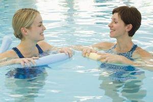 Comment puis-je savoir si mon piscine dispose d'un gel de la Garde?