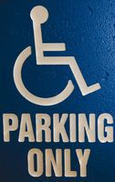 Installation d'un Handicap rampe