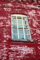 Comment réparer un petit trou dans une fenêtre en verre