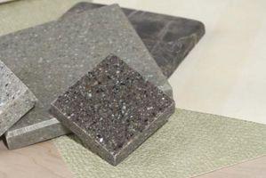 Comment faire pour supprimer les taches d'eau sur un évier de granit