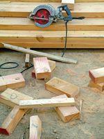 Comment construire votre propre transversal Jig pour les petites pièces