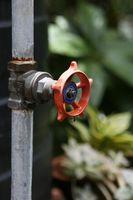 Comment les conduites de vidange de l'eau dans une maison