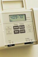 Comment réduire une facture de gaz Utilisation de l'option Fan sur un thermostat