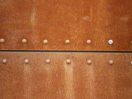 Comment faire pour supprimer les taches de rouille Aluminium Revêtements