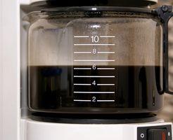 Comment nettoyer une cafetière Utilisation Bleach