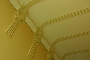 Comment Retoucher Stained Moulding