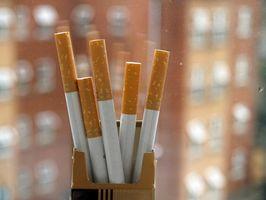 Comment faire pour supprimer Nicotine Stains plastique