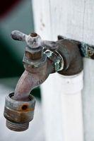 Comment réparer les robinets extérieurs