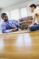 Comment faire pour supprimer griffures de Hardwood Floors