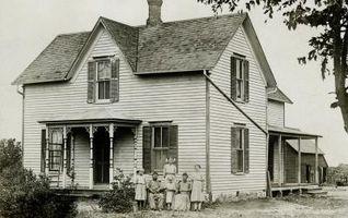 Problèmes de l'isolation du grenier dans un 100-Year-Old Home
