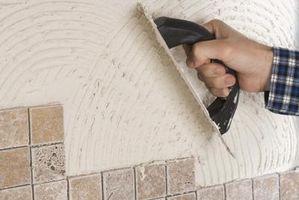 Comment finir Carrelage mural Installations