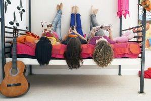 Comment transformer votre grenier en chambre Votre de jeunesse