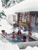 Hot Tubs dans les climats froids