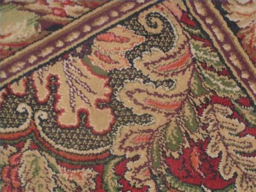Comment nettoyer une tache sur un tapis oriental