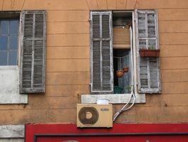 Comment faire le moteur du ventilateur sur un extérieur AC Unité arrêter de souffler