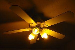 Comment obtenir un ventilateur de plafond Retour dans Sync