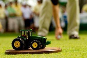 8030 Tracteur Spécifications
