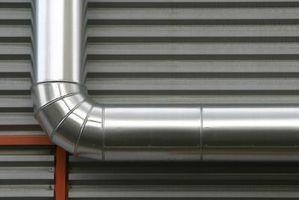 Instructions pour une installation de chauffage au Duct Isolation